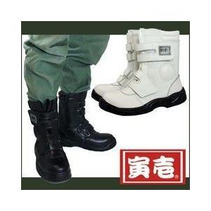 安全靴 寅壱 寅壱 安全長マジック 0074-961 レディースサイズ対応 革|kanamono1