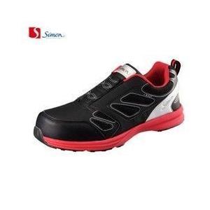 シモン 安全靴 JSAA規格 B種認定品 スリッポン式 セーフティシューズ LS417|kanamono1