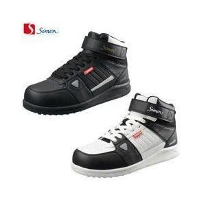 シモン 安全靴 JSAA規格 A種認定品 プロテクティブスニーカー NS322|kanamono1