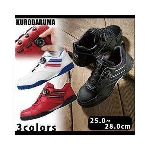 クロダルマ 安全靴 セーフティシューズ 724|kanamono1