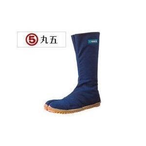 丸五 安全地下足袋 プロガードジョグ12枚L|kanamono1