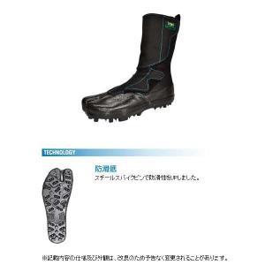 丸五 地下足袋 スパイクマジック足袋2型 10853 メンズ レディース 女性対応|kanamono1|03