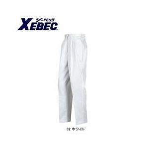 XEBEC(ジーベック) 衛生用品 レディススラックス(裾ネット・裏地付) 25311|kanamono1