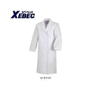 XEBEC(ジーベック) 衛生用品 実験衣(女子用) 25125|kanamono1
