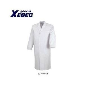 XEBEC(ジーベック) 衛生用品 実験衣(男子用) 25120|kanamono1