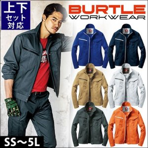 BURTLE(バートル) 秋冬作業服 ジャケット 6071|kanamono1