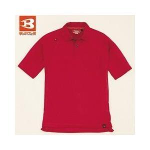 BURTLE(バートル) 春夏作業服 半袖ポロシャツ 105|kanamono1