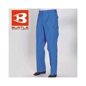 BURTLE(バートル) 春夏作業服 ツータックカーゴパンツ 7066|kanamono1