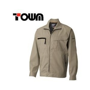 TSDESIGN(藤和)/春夏作業服/長袖ブルゾン 1506|kanamono1