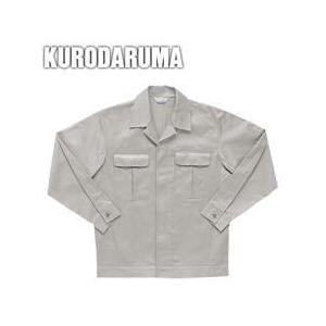 クロダルマ 秋冬作業服 長袖ジャンパー(ヒヨク) 32041|kanamono1