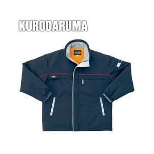 クロダルマ 秋冬作業服 防寒ハーフコート 54170|kanamono1