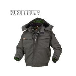 クロダルマ 秋冬作業服 防寒ジャンパー 54183|kanamono1