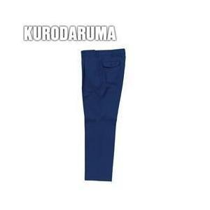 クロダルマ 春夏作業服 スラックス(ワンタック) 11011|kanamono1