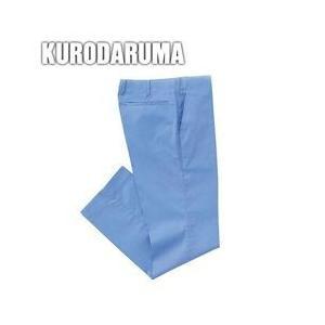 クロダルマ 春夏作業服 スラックス(ノータック) 12700|kanamono1