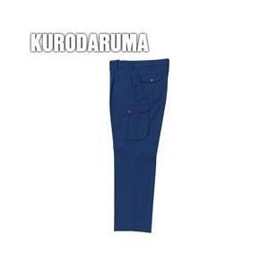 クロダルマ 春夏作業服 カーゴパンツ(ワンタック) 13011|kanamono1