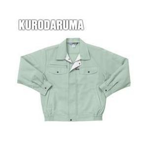 クロダルマ 春夏作業服 長袖ジャンパー 25056|kanamono1