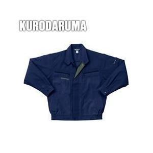 クロダルマ 春夏作業服 長袖ジャンパー 253981 kanamono1