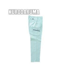 クロダルマ/春夏作業服/カーゴパンツ(ツータック) 35493|kanamono1