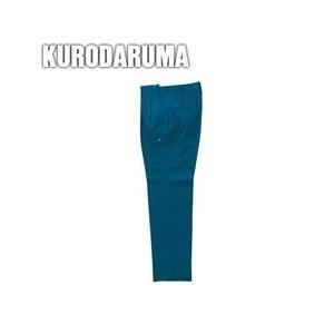 クロダルマ 春夏作業服 カーゴパンツ(ツータック) 35524|kanamono1
