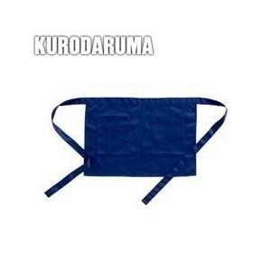 クロダルマ 春夏作業服 ショートエプロン 47229|kanamono1