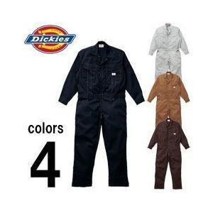 Dickies(ディッキーズ) 秋冬作業服 年間物つなぎ服 701|kanamono1