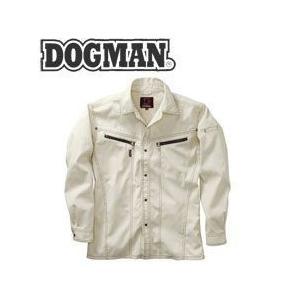 DOGMAN 春夏作業服 長袖シャツ 8161|kanamono1