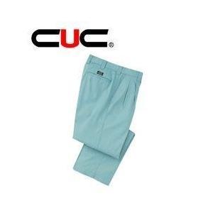 中国産業 春夏作業服 ツータックスラックス 2503|kanamono1