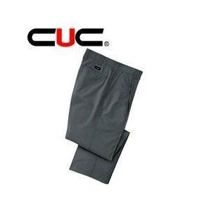 中国産業 春夏作業服 ツータックスラックス 5803|kanamono1