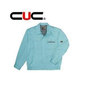 【エントリーでポイント5倍】作業服 作業着 中国産業 春夏作業服 長袖ブルゾン 2608|kanamono1