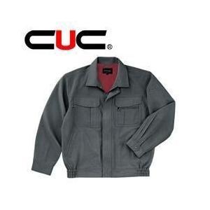 【エントリーでポイント5倍】作業服 作業着 中国産業 春夏作業服 長袖ブルゾン 5808|kanamono1