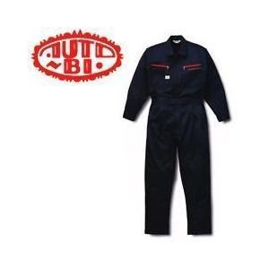 AUTO-BI(山田辰) 秋冬作業服 ツヅキ服 1280|kanamono1