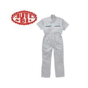 AUTO-BI(山田辰) 春夏作業服 半袖ツヅキ服 1050|kanamono1
