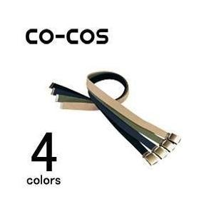 CO-COS(コーコス) 作業服 綿GIベルト 38mm 2821|kanamono1