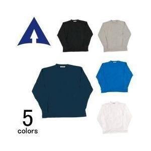 アタックベース 春夏作業服 長袖Tシャツ 6060-15|kanamono1