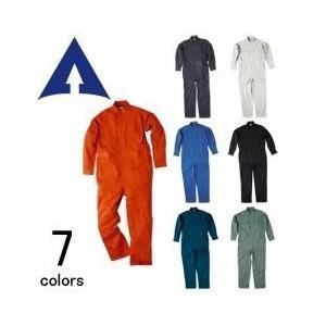 アタックベース 秋冬作業服 ツナギ 3535-30 kanamono1