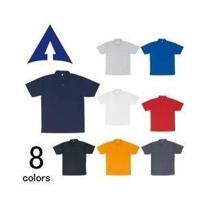 アタックベース/春夏作業服/半袖ポロシャツ 3700-15|kanamono1