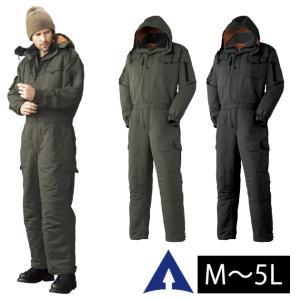 アタックベース 秋冬作業服 防寒ツナギ 8511-30|kanamono1