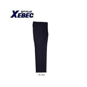 XEBEC(ジーベック) 作業服 ビジネススラックス(ワンタック) 16110|kanamono1