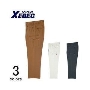 XEBEC(ジーベック) 秋冬作業服 ツータックラットズボン 1783|kanamono1