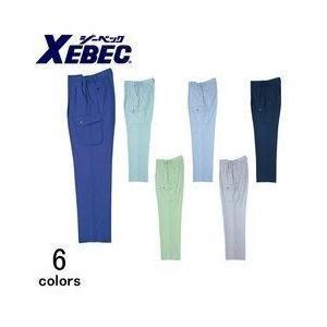 XEBEC(ジーベック)/春夏作業服/ツータックラットズボン 1556 kanamono1