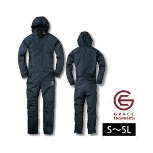 GRACE ENGINEER`S(グレースエンジニアーズ) 防寒ツナギ 防寒ツナギ GE-207|kanamono1