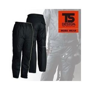 TSDESIGN(藤和)/防水防寒作業服/メガヒート防水防寒パンツ 18222|kanamono1