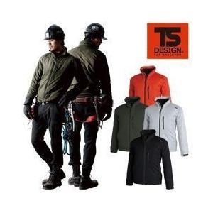 TSDESIGN(藤和) 防寒作業服 メガヒート ライトウォームジャケット 1826|kanamono1