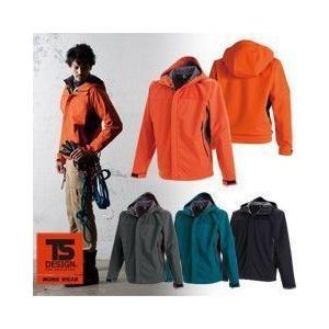 TSDESIGN(藤和)/防寒作業服/防風ウォームジャケット高性能防風ストレッチ 8446|kanamono1