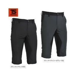 TSDESIGN(藤和) 春夏作業服 ハイブリットストレッチメンズショートパンツ 846345|kanamono1