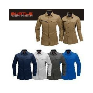 BURTLE(バートル) 春夏作業服 長袖シャツ 7093|kanamono1