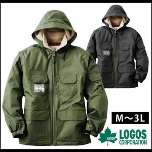 LOGOS ロゴス 作業服 防水防寒ジャケット フォード 30504|kanamono1