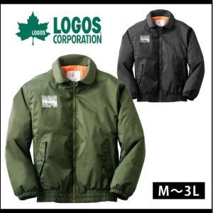 LOGOS ロゴス 作業服 防水防寒ジャケット ルイス 30508|kanamono1