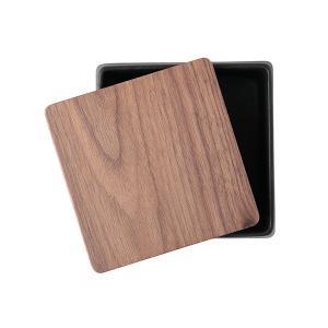 鉄の素は鉄鉱石、鉄はとても長持ちする素材です。 ●外寸寸法:W10.5×D10.5×H4cm ●材質...