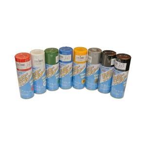 ○ SANKO・KUS カラースプレー(300ml)(塗装用ノズル付)  ◆ 木部・鉄部に吹きつけす...